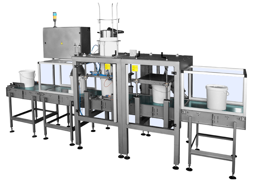 Automatic dosing machines